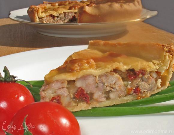 Английский мясной пирог рецепт