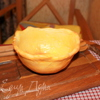Кранч-салат с тунцом в съедобной тарелке