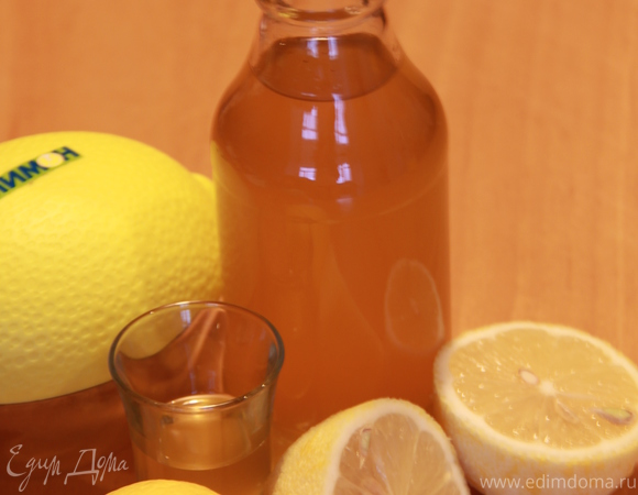 Лимонный капрезе
