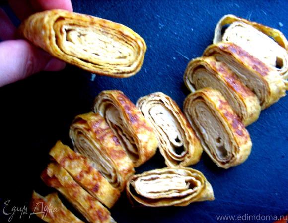 """Яичные роллы (""""Неделя японской кухни"""")"""