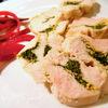 Закуска из куриной грудки «Раковые шейки»
