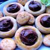 """Песочное печенье с шоколадным наполнением (""""Школьная ссобойка"""")"""