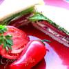 """Сэндвич с ветчиной и салями (""""Школьная ссобойка"""")"""