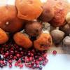 Рубленые куриные котлеты с лесными грибами и сыром Джюгас