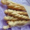 Гриссини с солью и ароматными травами