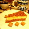 Простейший творожный тортик на сухарях