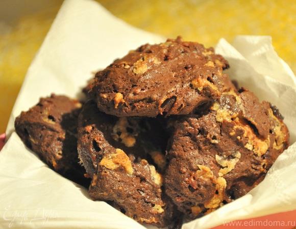 """Печенье """"Шоколадное трио"""""""