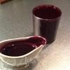Соус из печеного винограда