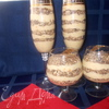 Самбук из хурмы с грецким орехом и шоколадом