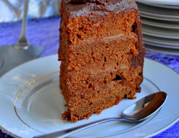 """Пища Дьявола"" (""Devil's Food Cake"")"