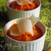 Морковное пюре с пармезаном (детское меню)