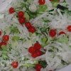 Тертый салат с дайконом