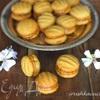 Печенье со сливочно-кофейной начинкой