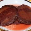 Шоколадные оладьи (постное меню)
