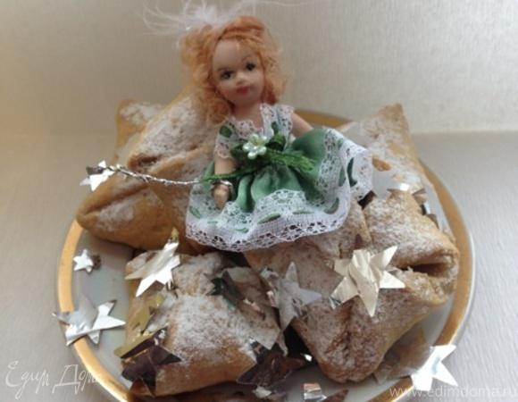"""Печенье с начинкой из карамелек """"Подарок феи"""""""