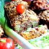 Закусочные овощные кексы