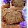 Бананово-медовый кекс (Banana Honey Loaf)