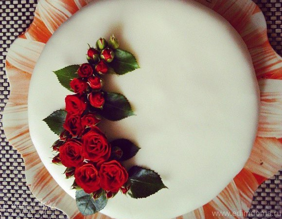 "Торт ""Клюковка"""