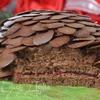 """Торт """"Новогодняя еловая шишка"""""""