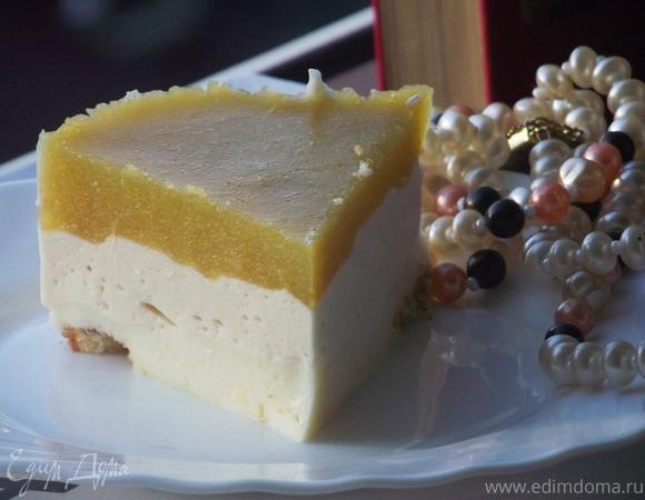 Йогуртовый торт