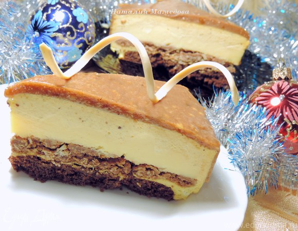 """Рождественский торт """"Эмоция"""""""