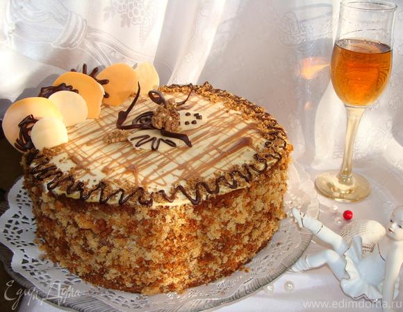 Торт кокетка рецепт от шоколадницы