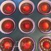 Кексы с клубникой