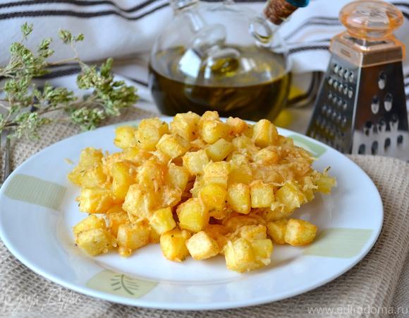 Картошка «Золотая»