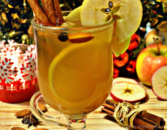Яблочный глинтвейн
