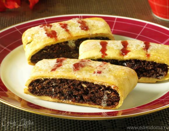 Неаполитанское печенье «Biscotti All'Amarena»