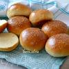 Домашние булочки для гамбургеров (Homemade Hamburger Buns)
