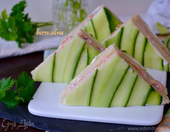 Сэндвичи «весенние»