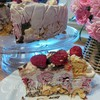 Торт-мороженое (на рикотте)