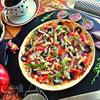 Летняя пицца