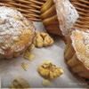 Тыквенные кексы с корицей и орехами