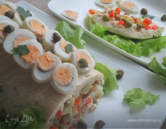 Террин-салат