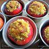 Яблоки, запеченные с рисовой начинкой