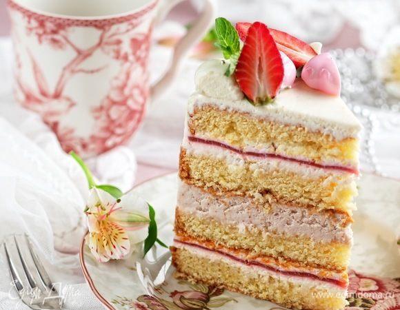 Торт «Виктория»