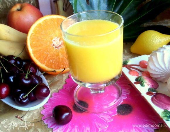 Лимонад «Цитрусовый холодок»