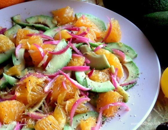 Салат «Апельсин»