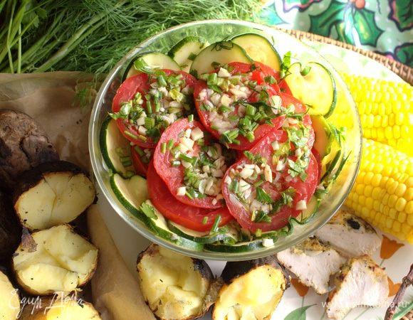 Овощи суточного маринования