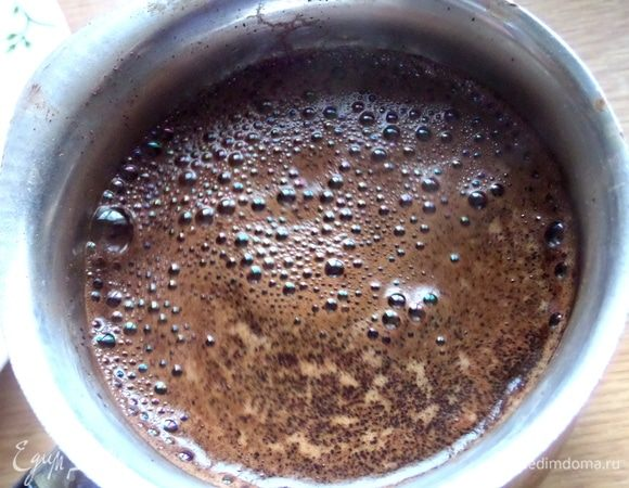 Постный кекс с черносливом
