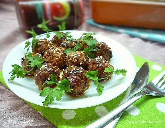 Фрикадельки в томатном соусе (Polpette al sugo)