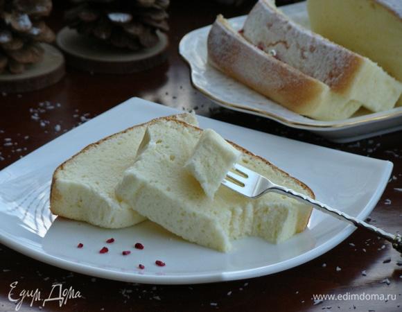 «Японский хлопковый чизкейк» (Cotton Cheesecake)