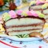 Торт «Сказка» с шоколадом