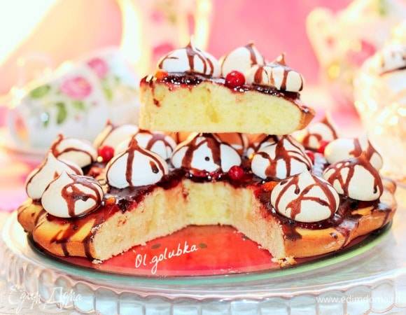 Пирог «Муравейник»