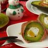 Авокадо в беконе и с беконом