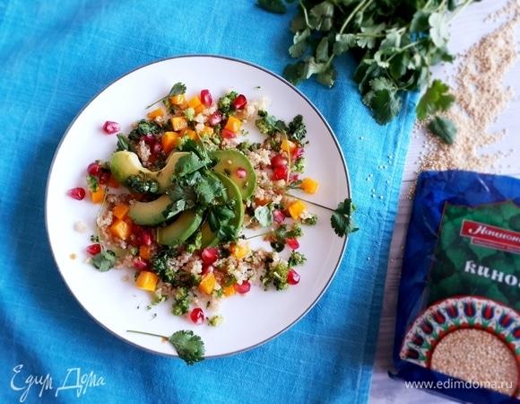 Калифорнийский салат