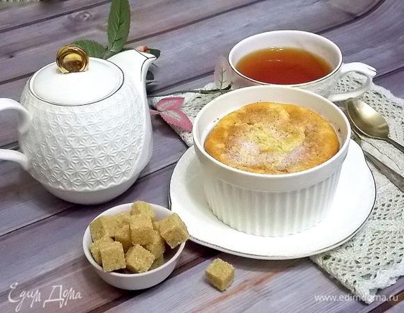 Английский рисовый пудинг
