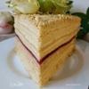 Торт «Малиновое сердце»